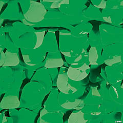 Green Floral Sheeting