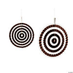 Chocolate Stripe Hanging Fans