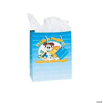 Medium Fun Prayer Gift Bags