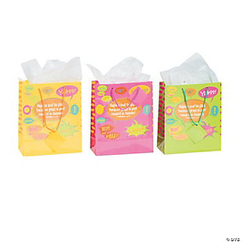 Medium Rejoice Gift Bags