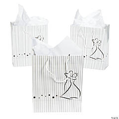 Medium Prom Couple Gift Bags