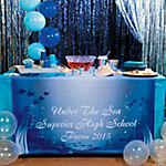 Personalized Under The Sea Table Runner