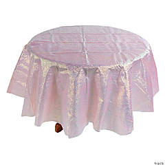 Pink Diamond Opal Essence™ Round Table Cover