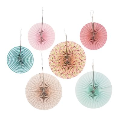 Vintage Collection Hanging Fans