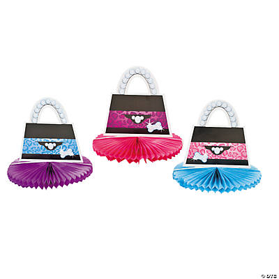 Fashion Puppy Purse Centerpieces