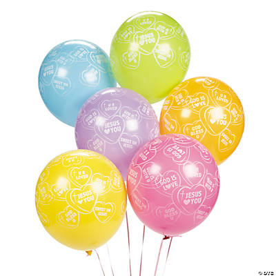 Sweet Blessings Latex Balloons