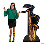 Large Saxophone Stand-Up