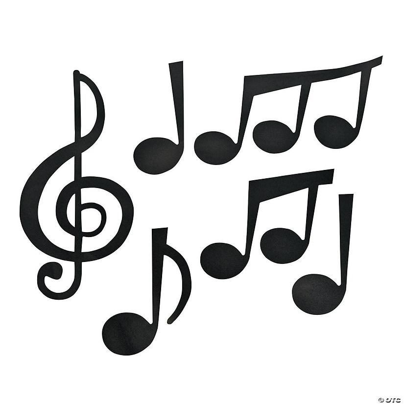 Jumbo music note cutouts thecheapjerseys Choice Image