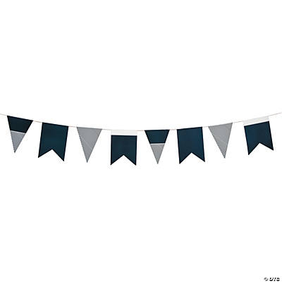 Nautical Wedding Pennant Banner