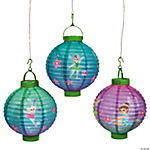 Ballerina Fairies Light-Up Lanterns