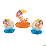 California Beach Centerpiece Set
