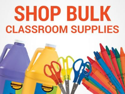 Bulk Classroom Supplies