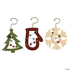 Holiday Christmas Ornament Craft Kit