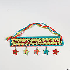 Holiday Cheer Sign Craft Kit