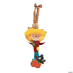 Scarecrow Paint Brush Character Craft Kit