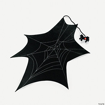 Spiderweb Place Mat Craft Kit