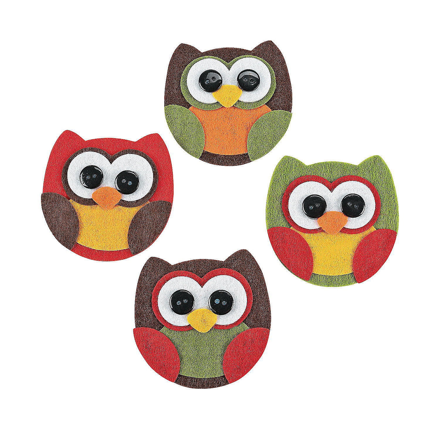 Owl pin craft kit jewelry crafts adult crafts craft for Craft kits for adults to make