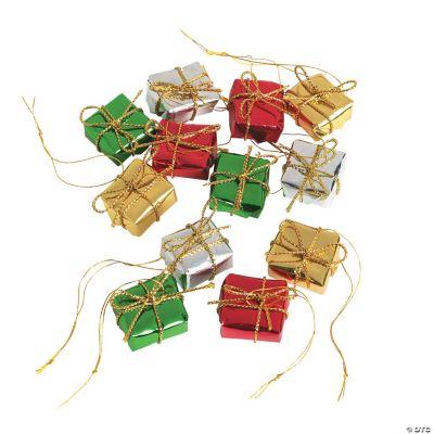 Mini Wrapped Christmas Presents