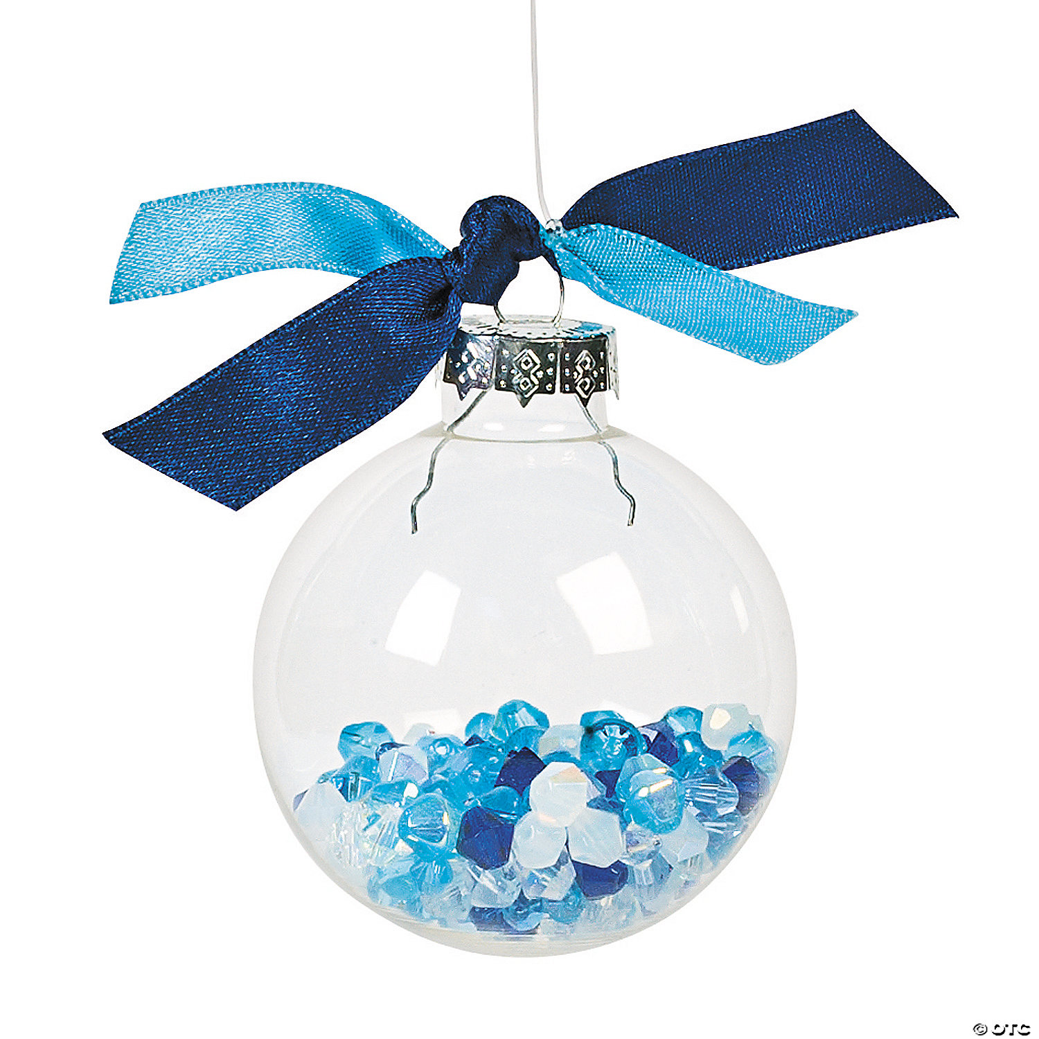 clear round christmas ornaments in 41 1348 diy clear round christmas uQ0UgE9B