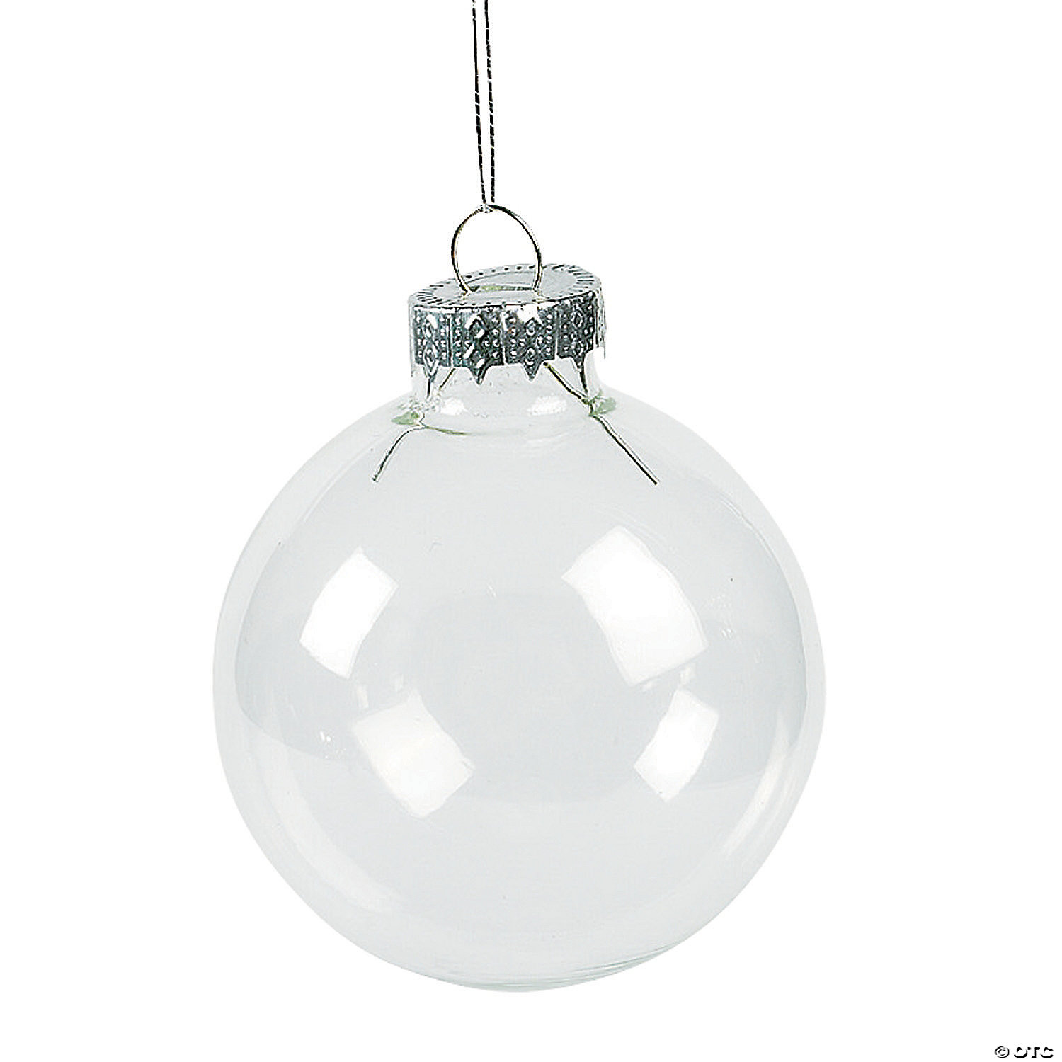 clear round christmas ornaments in 41 1348 diy clear round christmas k2Sd7XMw