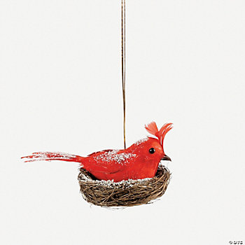 Red Cardinal In Nest Craft Kit