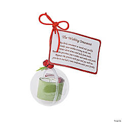 Wishing Ornament Christmas Craft Kit
