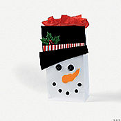 Snowman Bag Craft Kit