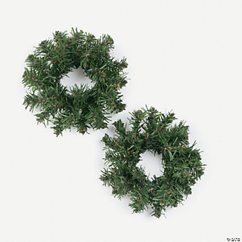 Evergreen Wreaths Small