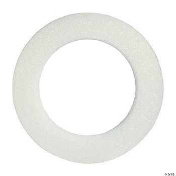 White Wreath - Large