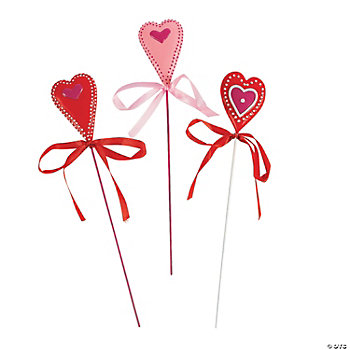Valentine Heart Picks