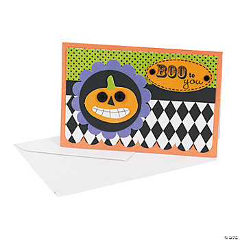 Halloween Card Craft Kit