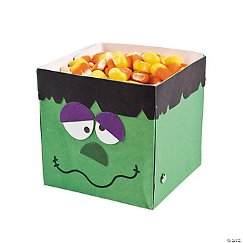 Frankenstein Treat Box Craft Kit