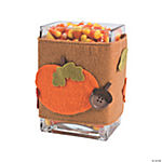 Fall Jar Wrap Craft Kit