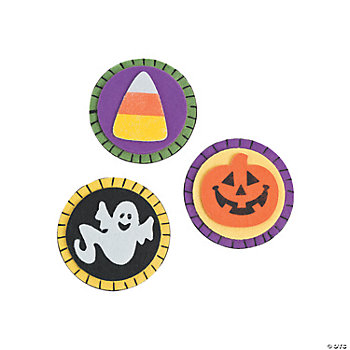 Halloween Pins Craft Kit