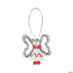 Beaded Angel Ornament Craft Kit