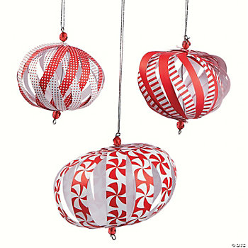 Peppermint Ornament Craft Kit