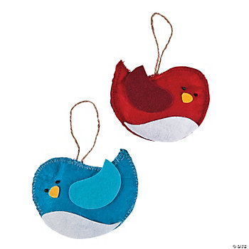 Bird Ornament Craft Kit