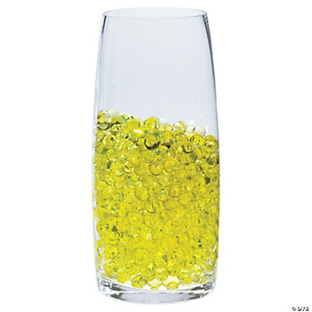 FloraCraft® Yellow Water Beads