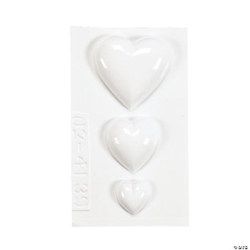 Valentine Soap Molds