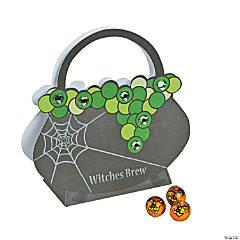 Witches Brew Treat Bag Craft Kit