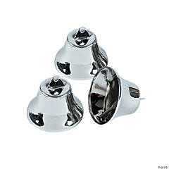 Metallic Silvertone Bells