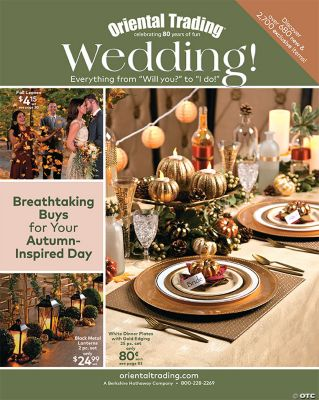 Emejing Oriental Trading Wedding Catalog Request Contemporary