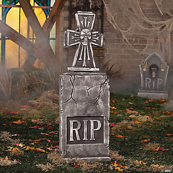 Rip Tombstone Oriental Trading Discontinued