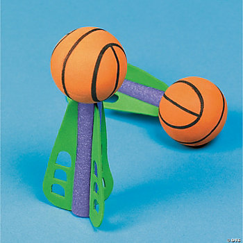 Mini Basketball Missiles