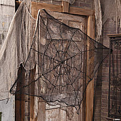 Creepy Spider Web