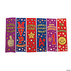 Motivational Award Ribbon Assortment