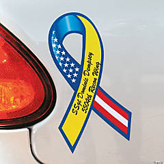 Personalized Patriotic Car Magnets