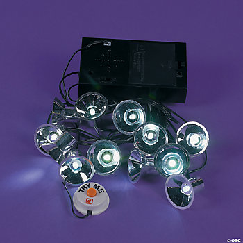 Music Activated Christmas Lights