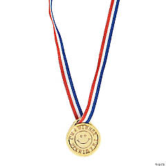 """I'm A Winner"" Gold Medals"