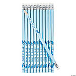 Personalized It's A Boy Pencils